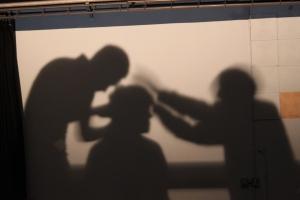 Shadows at work